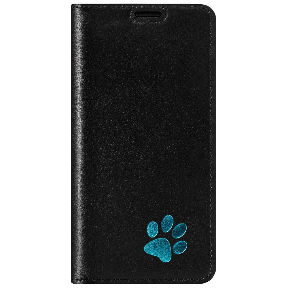 Smart magnet RFID  - Costa Black - Paw turquoise