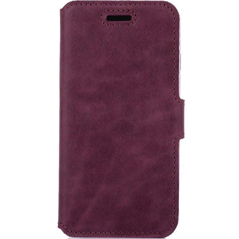 Surazo® Slim cover phone case - Burgund