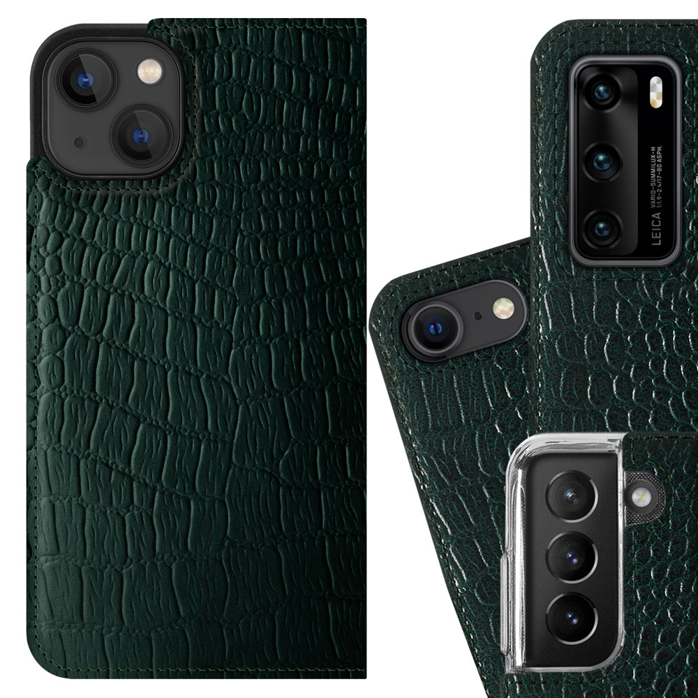 Surazo® Smart Magnet RFID case Cayme - Green
