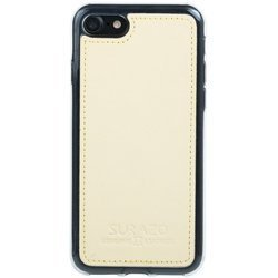 Surazo® Back case phone case Pastel - Yellow
