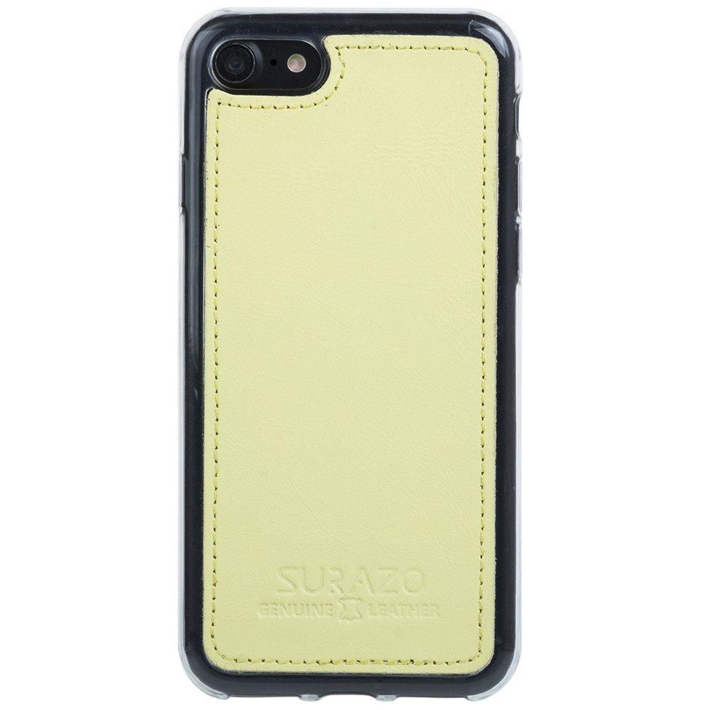 Back case - Pastell Zitrone